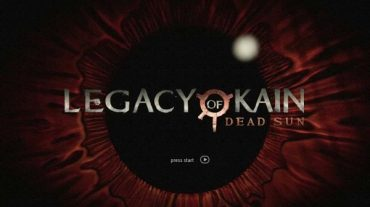 Legacy of Kain: Dead Sun cancelled video footage
