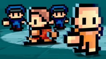 The Escapists launch trailer is out on parole