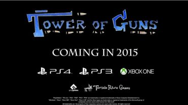 Grip Games shows off Tower of Guns' bullet hell