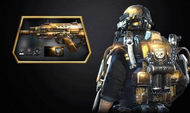 Advanced Warfare Championship Pack now out, it's pretty fancy