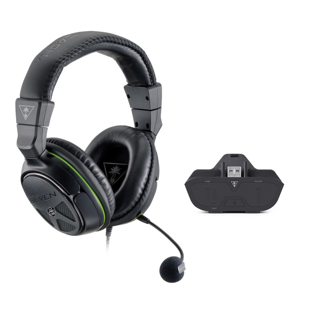Xbox One Headphone Setup With Working Chat Audio : 4 Steps ...