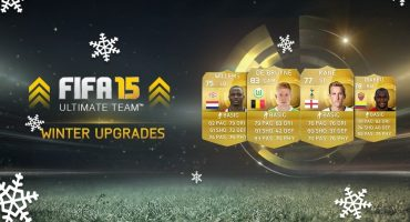 FIFA 15 Winter player upgrades now in packs