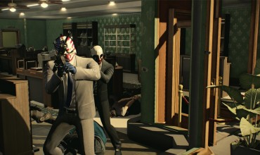 "Payday 2 will include ""a year's worth of paid DLC"" for free"