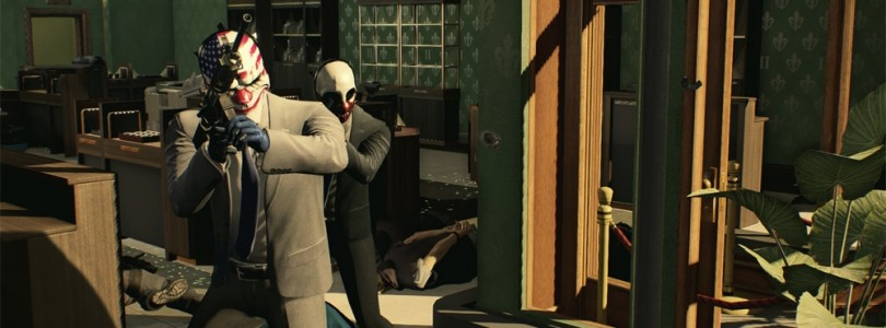 """Payday 2 will include """"a year's worth of paid DLC"""" for free"""