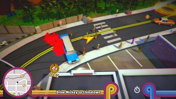 Roundabout-gamefootage