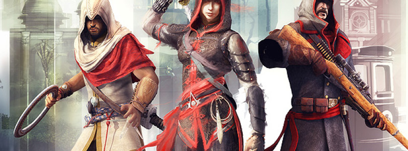 Assassin's Creed Chronicles begins with China