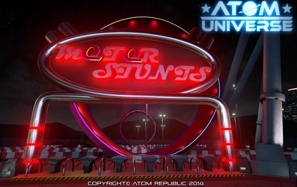 Atom Universe 1