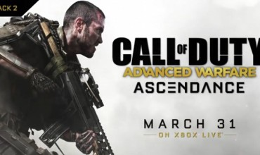 New trailer for up and coming Call of Duty: Advance Warfare DLC