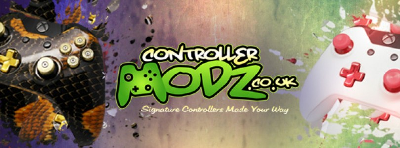 Giveaway: £100 Controller Modz voucher