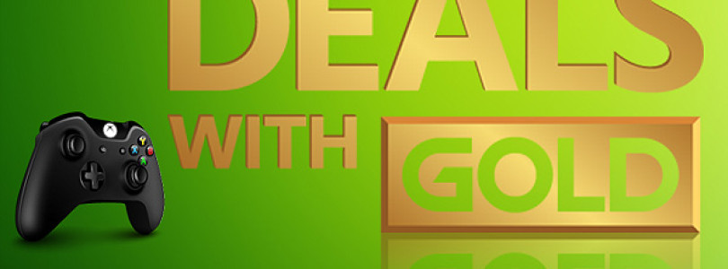 This weeks Deals with Gold are…