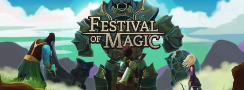 Snowcastle Games conjures up Earthlock: Festival of Magic