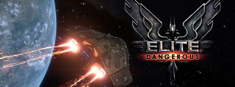 Elite: Dangerous flies in with a release date