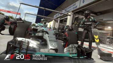F1 2015 will run at 900p on Xbox One
