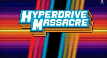 Saddle up for a Hyperdrive Massacre