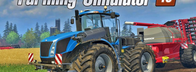Farming Simulator coming to Xbox One this May