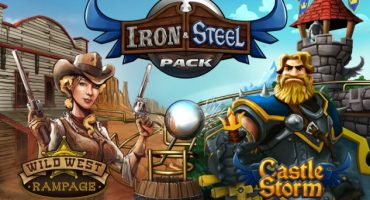 Pinball FX2: Iron and Steel Pack