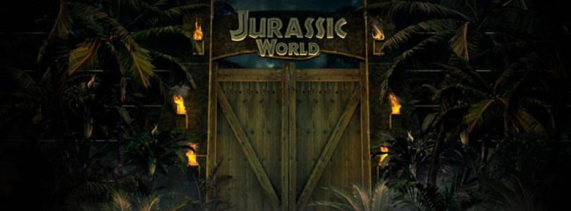 Take a VIP tour of LEGO Jurassic Park