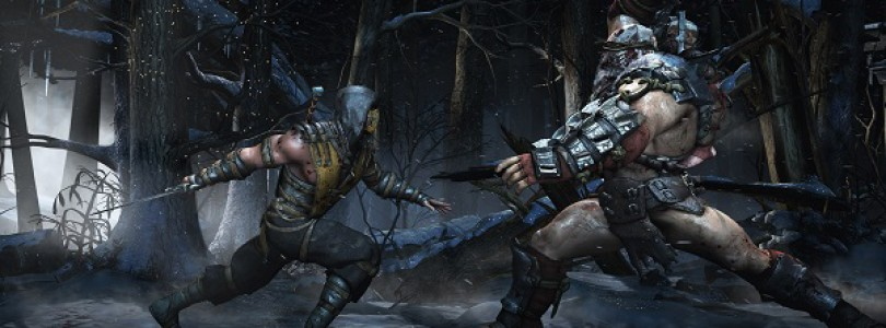 Mortal Kombat X Cage family trailer