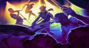 Exclusive Rock Band demo playable at EGX