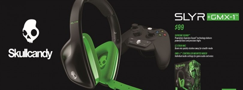 Skullcandy SLYR-GMX-1 for Xbox One