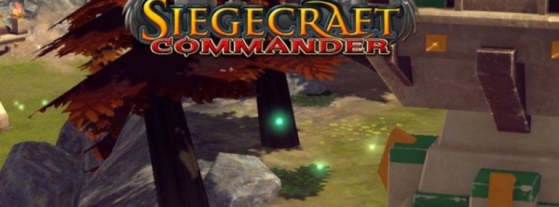 Siegecraft Commander revealed with cross-device play