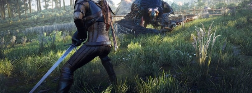 The Witcher 3: Wild Hunt – Xbox One 1080p gameplay footage