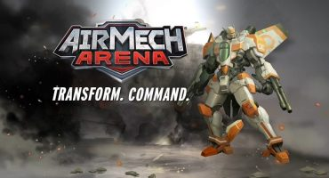 AirMech Arena flying to Xbox One