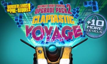Borderlands Pre-Sequel Claptastic Voyage DLC Trailer