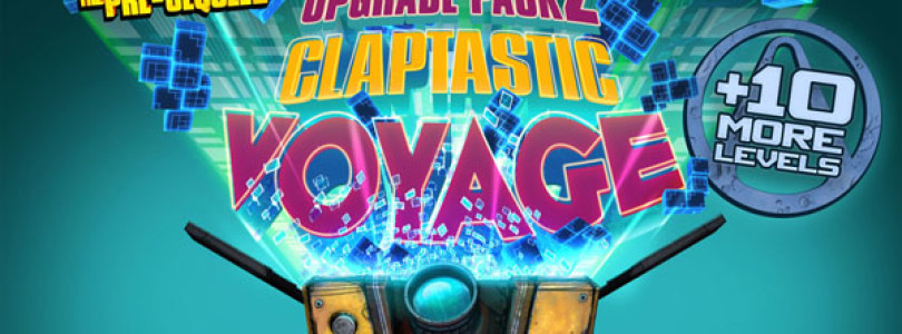 Borderlands Pre-Sequel Claptastic Voyage DLC Trailer