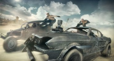 New Mad Max trailer revealed