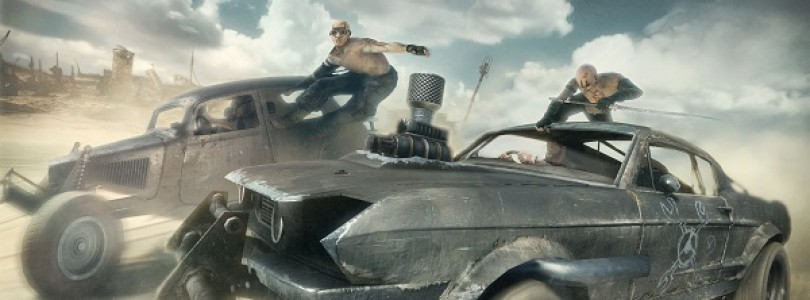 Mad Max gets Xbox One release date