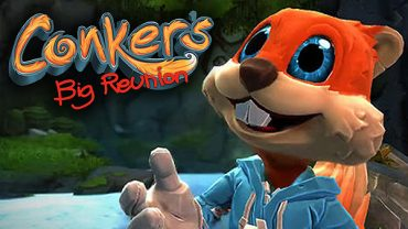 Conker's Big Reunion is hitting Project Spark on April 23