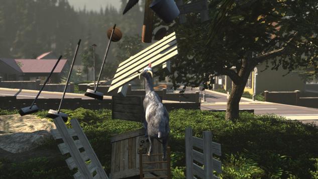 Goat Sim 3