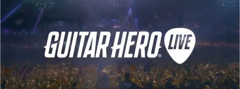 Guitar Hero Live: Updated Spotify list now available