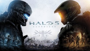 Key art revealed for Halo 5