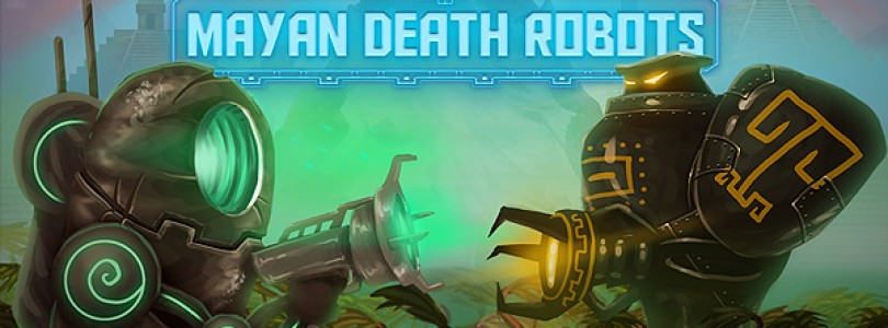 Help! The Mayan Death Robots are coming