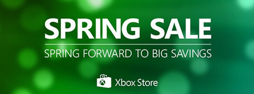 Xbox announce this year's Spring Sale