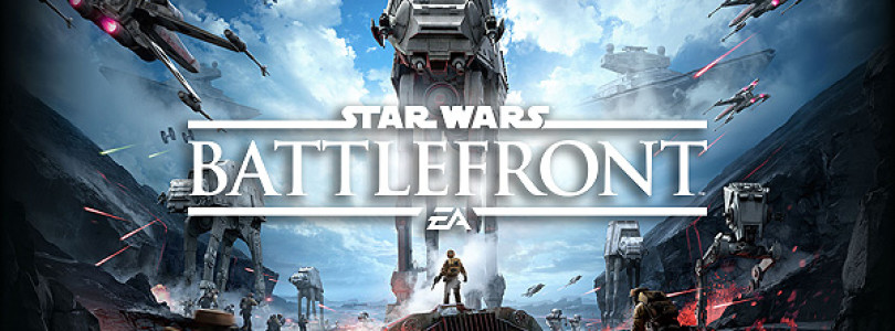 Star Wars Battlefront looks to the stars