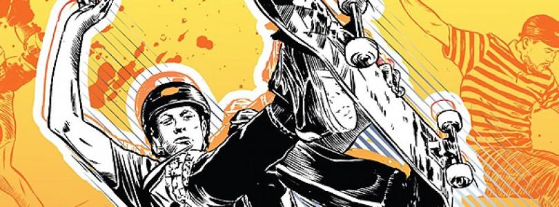 Tony Hawks Pro Skater character select