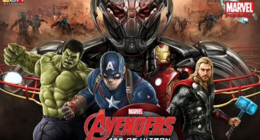 The Avengers: Age of Ultron Pinball