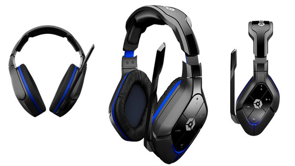 Gioteck HC4 amplified stereo headset review | This Is Xbox