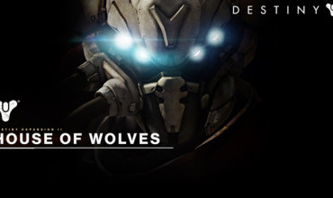 Destiny expansion II: House of wolves