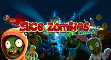 Kinect is MADE to Slice Zombies