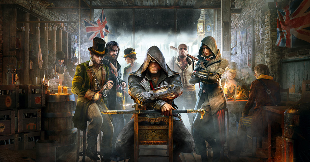 Assassins Creed Syndicate hero shot
