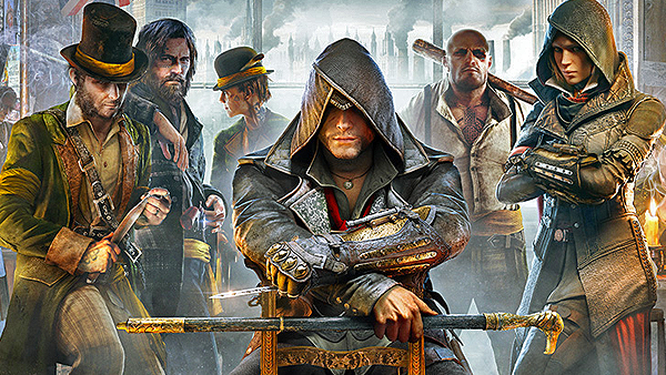 Check Out An Hour Of Assassin S Creed Syndicate Gameplay This Is
