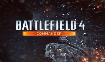 Battlefield 4 says goodbye to mobile commanders