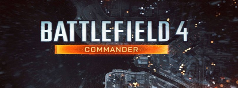 Battlefield 4 says goodbye to mobile commanders