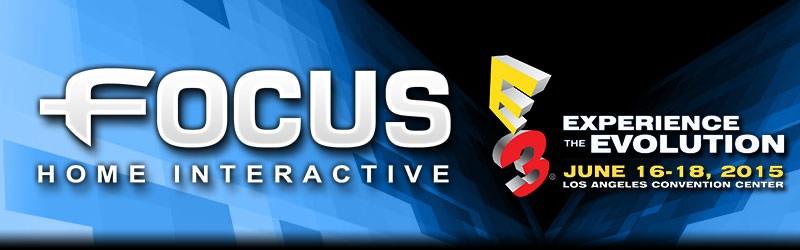 Focus @ E3