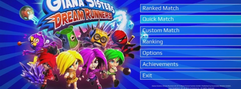 Giana Sisters: Dream Runners Gameplay Video