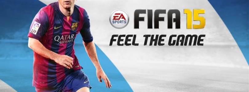 FIFA 15 joins EA Access